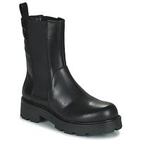 Cipők Női Csizmák Vagabond Shoemakers COSMO 2.1 Fekete