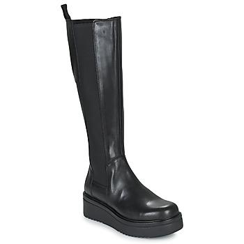 Cipők Női Városi csizmák Vagabond Shoemakers TARA Fekete