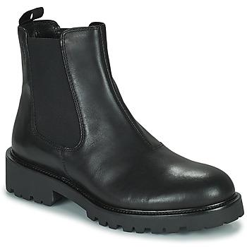 Cipők Női Csizmák Vagabond Shoemakers KENOVA Fekete