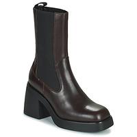 Cipők Női Bokacsizmák Vagabond Shoemakers BROOKE Barna