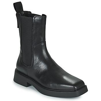 Cipők Női Csizmák Vagabond Shoemakers JILLIAN Fekete