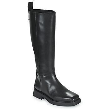 Cipők Női Városi csizmák Vagabond Shoemakers JILLIAN Fekete