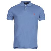 Ruhák Férfi Rövid ujjú galléros pólók Polo Ralph Lauren PETRINA Kék