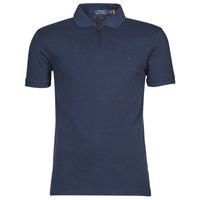 Ruhák Férfi Rövid ujjú galléros pólók Polo Ralph Lauren BATTYNA Kék