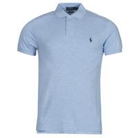 Ruhák Férfi Rövid ujjú galléros pólók Polo Ralph Lauren DOLINAR Kék