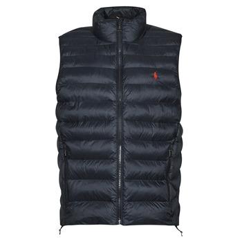 Ruhák Férfi Steppelt kabátok Polo Ralph Lauren PEROLINA Tengerész