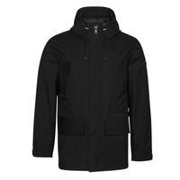 Ruhák Férfi Parka kabátok Polo Ralph Lauren FREDDY Fekete