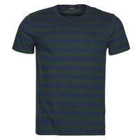 Ruhák Férfi Rövid ujjú pólók Polo Ralph Lauren POLINE Tengerész / Zöld