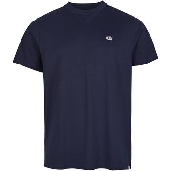 Ruhák Férfi Rövid ujjú pólók O'neill LM Jack'S Utility Kék