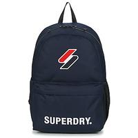 Táskák Hátitáskák Superdry SUPERDRY CODE MONTANA Kék