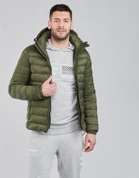 Ruhák Férfi Steppelt kabátok Superdry CLASSIC FUJI PUFFER JACKET Fekete