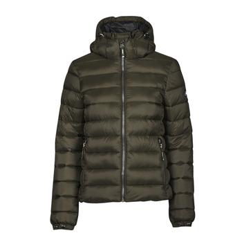 Ruhák Női Steppelt kabátok Superdry CLASSIC FUJI PUFFER JACKET Keki