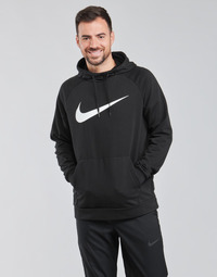Ruhák Férfi Pulóverek Nike NIKE DRI-FIT Fekete