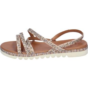 Cipők Női Szandálok / Saruk Femme Plus Szandál BJ888 Bézs