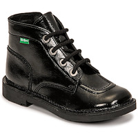Cipők Lány Csizmák Kickers KICK COLZ Fekete