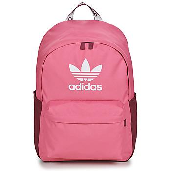 Táskák Hátitáskák adidas Originals ADICOLOR BACKPK Ton / Rózsaszín