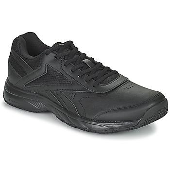 Cipők Férfi Rövid szárú edzőcipők Reebok Sport WORK N CUSHION 4.0 Fekete