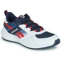 Cipők Fiú Rövid szárú edzőcipők Reebok Sport ROAD SUPREME Fehér