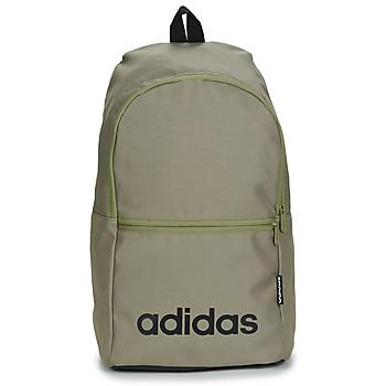 Táskák Hátitáskák adidas Performance LIN CLAS BP DAY Zöld / Orbite