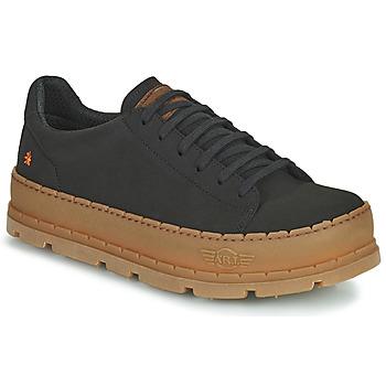 Cipők Férfi Rövid szárú edzőcipők Art BLUE PLANET Fekete