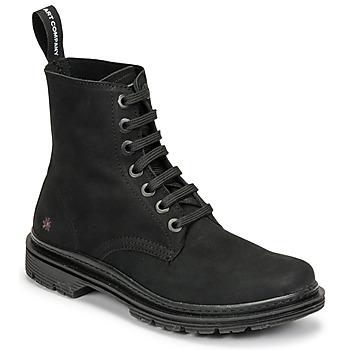 Cipők Csizmák Art BIRMINGHAM Fekete