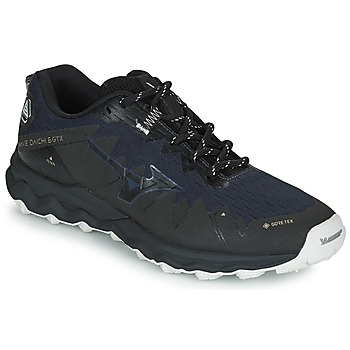 Cipők Férfi Futócipők Mizuno WAVE DAICHI 6 GTX Fekete