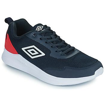 Cipők Férfi Rövid szárú edzőcipők Umbro LAGO Kék / Piros