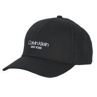 Textil kiegészítők Baseball sapkák Calvin Klein Jeans CK NY BB CAP Fekete