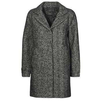 Ruhák Női Kabátok Chattawak WORKA Szürke / Fekete