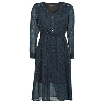 Ruhák Női Hosszú ruhák Chattawak MAGNOLIA Tengerész