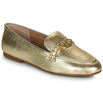 Cipők Női Mokkaszínek Lauren Ralph Lauren AVERI Arany