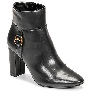 Cipők Női Bokacsizmák Lauren Ralph Lauren MCKAY Fekete