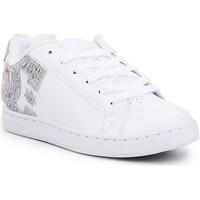 Cipők Női Rövid szárú edzőcipők DC Shoes DC Court Graffik 300678-TRW biały