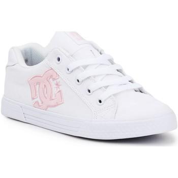 Cipők Női Rövid szárú edzőcipők DC Shoes DC Chelsea ADJS300243-WPW biały
