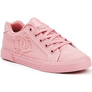 Cipők Női Rövid szárú edzőcipők DC Shoes DC Chelsea TX 303226-ROS różowy