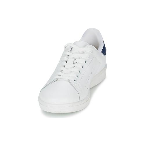 Yurban SATURNA Fehér / Tengerész - Ingyenes Kiszállítás  Cipők Rövid szárú edzőcipők Ferfi 18 431 Ft AAutK