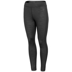 Ruhák Női Legging-ek 4F LEG016 Fekete