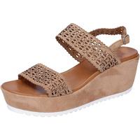 Cipők Női Szandálok / Saruk Femme Plus Szandál BJ895 Barna