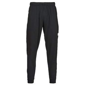 Ruhák Férfi Futónadrágok / Melegítők Nike NIKE DRI-FIT Fekete  / Fehér