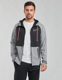 Ruhák Férfi Pulóverek Nike M NK TF HD FZ NVLTY Fekete  / Fehér