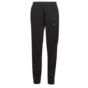 Ruhák Női Futónadrágok / Melegítők Nike W NSW PK TAPE REG PANT Fekete