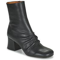 Cipők Női Bokacsizmák Chie Mihara MERU Fekete  / Barna