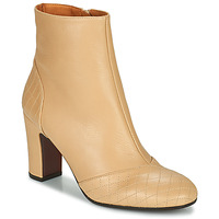 Cipők Női Bokacsizmák Chie Mihara WAIDA Bézs