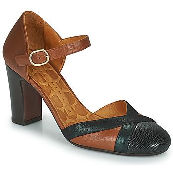 Cipők Női Félcipők Chie Mihara WABE Teve / Fekete