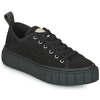 Cipők Női Rövid szárú edzőcipők Victoria ABRIL ANTELINA Fekete