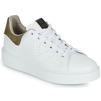 Cipők Női Rövid szárú edzőcipők Victoria UTOPIA VEGANA SERRAJE Fehér
