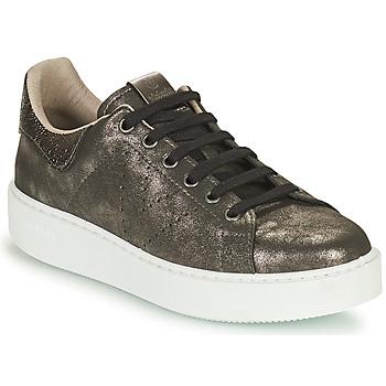 Cipők Női Rövid szárú edzőcipők Victoria UTOPIA METAL GLITTER Szürke