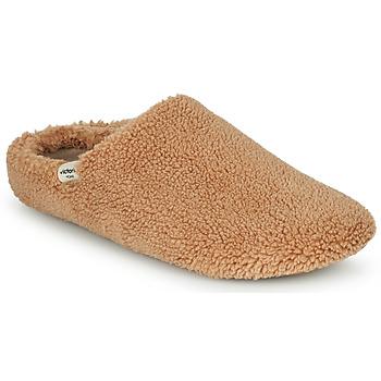 Cipők Női Mamuszok Victoria NORTE BORREGUITO Bézs