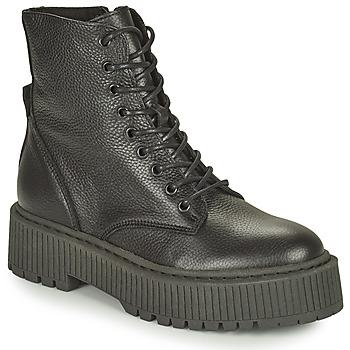 Cipők Női Csizmák Steve Madden SKYHY Fekete