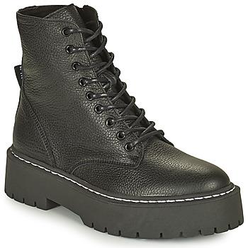 Cipők Női Csizmák Steve Madden SKYLAR Fekete